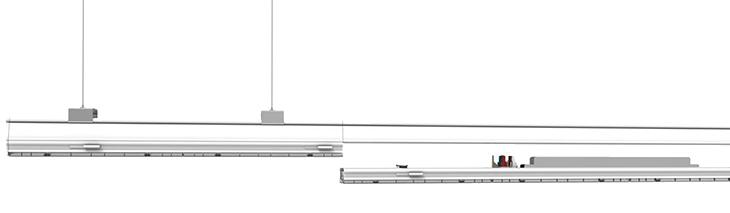 LED Linear Light Detail 2