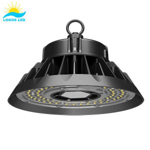 100W Neptune LED UFO High bay light with motion sensor-2