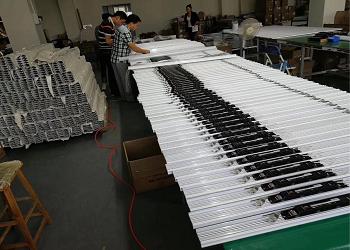 Assemble of LED linear lights