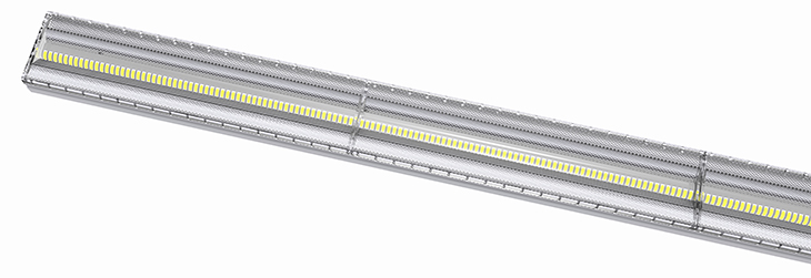 LED Linear Light Detail 5