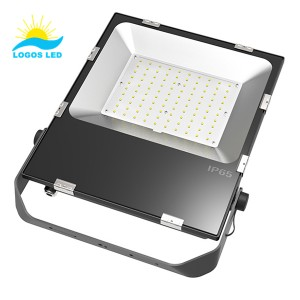 100w led flood light front 1