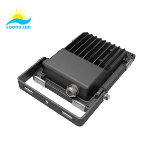 10w led flood light back