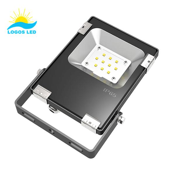 10w led flood light front 1