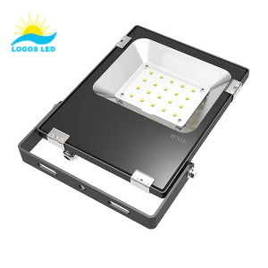 20w led flood light front 1