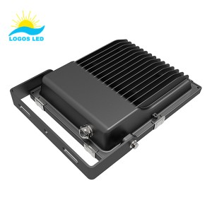 30w led flood light back 1