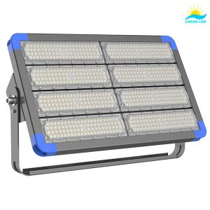400W Aurora LED High Mast Light(4)