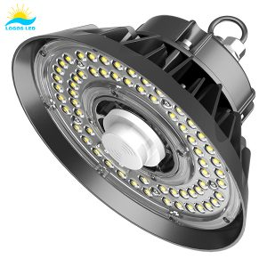 100W Neptune LED UFO High bay light with motion sensor-1
